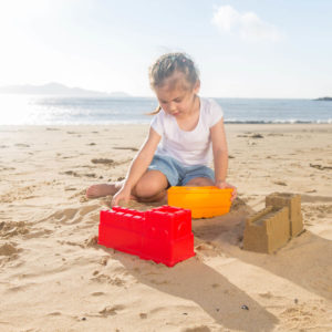 Hape Great Castle Walls Sand Moulds
