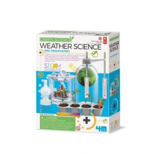 Weather Science Kit Green Science