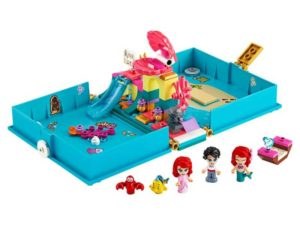LEGO Disney 43176 Ariel's Storybook Adventure