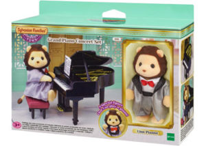 SF 6011 Grand Piano Concert Set
