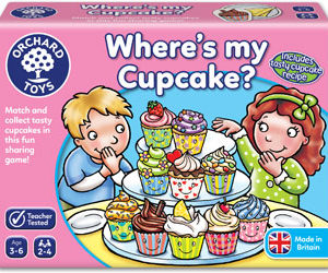 Orchard Toys Wheres My Cupcake