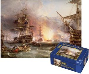 Ravensburger Bombardement at Algiers Puzzle 9000pc