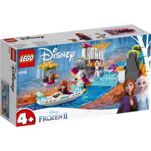 LEGO Disney Frozen 41165 Anna's Canoe Expedition V29