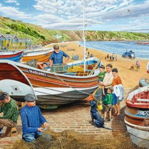 Ravensburger The Fisherman Puzzle 500pc