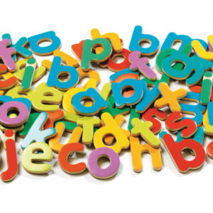 Djeco DJ3102 Magnetic Letters Lowercase