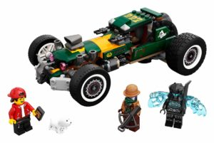 LEGO Hidden Sides 70434 Supernatural Race Car