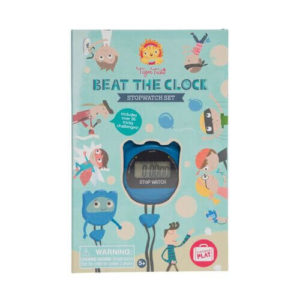 Beat The Clock Stopwatch Set Tiger Tribe