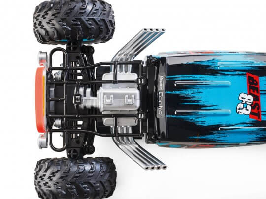 Revell Hot Rod Muscle Racer Remote Control