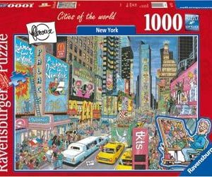 Ravensburger New York Puzzle 1000pc