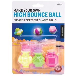 Make Your Own High Bounce Ball Kit Assorted 70g