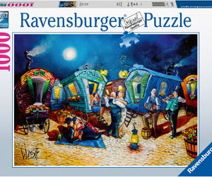 Ravensburger The After Party Puzzle 1000pc