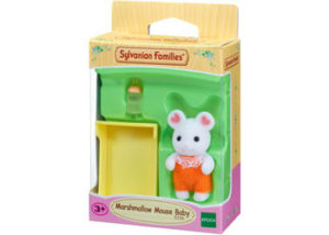 SF 5336 Marshmallow Mouse Baby