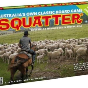 Squatters Board Game