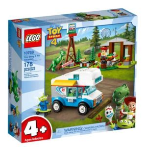 LEGO Juniors 10769 Toy Story 4 RV Vacation