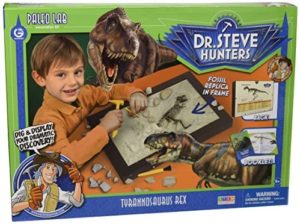 Dr. Steve Tyrannosaurus Rex Full Skeleton Model Kit 23pc