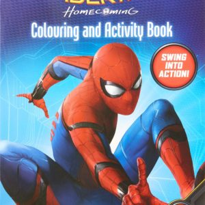 Spider-Man Ultimate Colouring Book