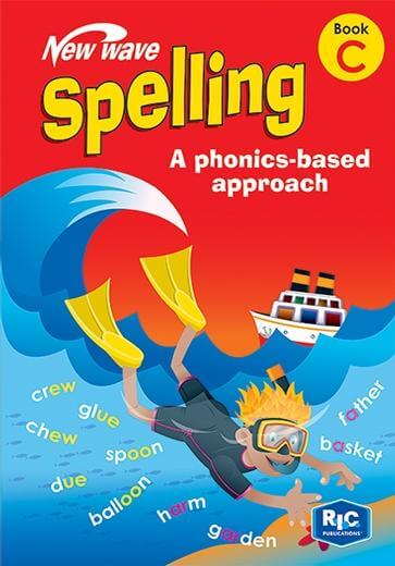 New Wave Spelling Book C