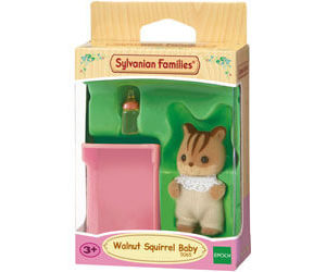 SF 5065 Walnut Squirrel Baby