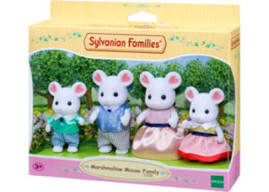 SF 5308 Marshmallow Mouse Family