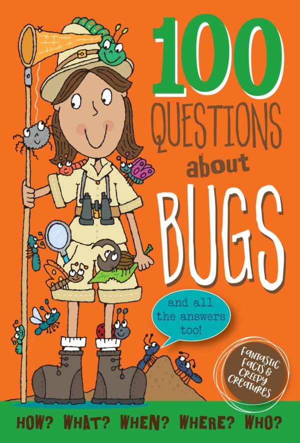 100 Questions About Bugs Book