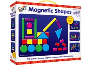 Galt Magnetic Shapes