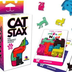 Cat Stax The Purrfect Puzzle