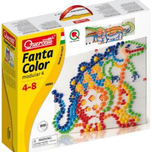 Quercetti Fanta Color Modular 4 (Over 600pc)