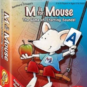 M Is For Mouse The Game of Starting Sounds!