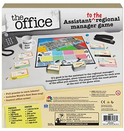The Office Game Featuring Dwight