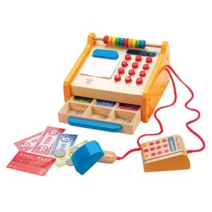 Hape Check Out Cash Register