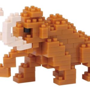 Nanoblocks Mammoth
