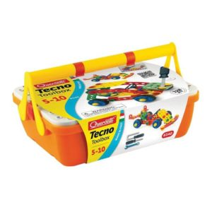 Quercetti Tecno Toolbox 128pc