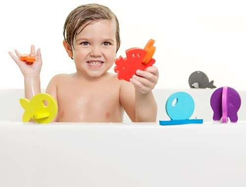 Boon Animal Bath Tub Foam Links
