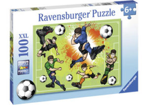 Ravensburger Soccer Fever 100pc