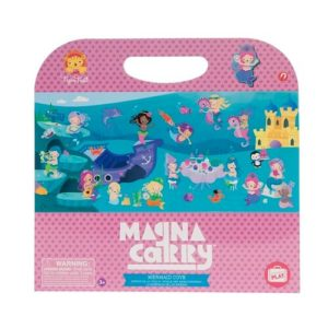 Tiger Tribe Magna Carry Mermaid Cove Play Book