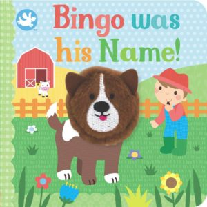 Little Me Finger Puppet Book Bingo Was His Name