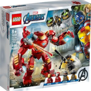 LEGO Marvel Avengers 76164 Iron Man Hulkbuster versus A.I.M Agent