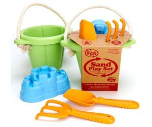Green Toys Sand Play Set (4 Piece)
