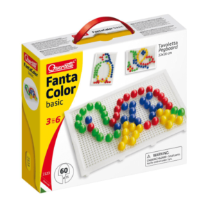 Quercetti Fanta Color Basic 60pc