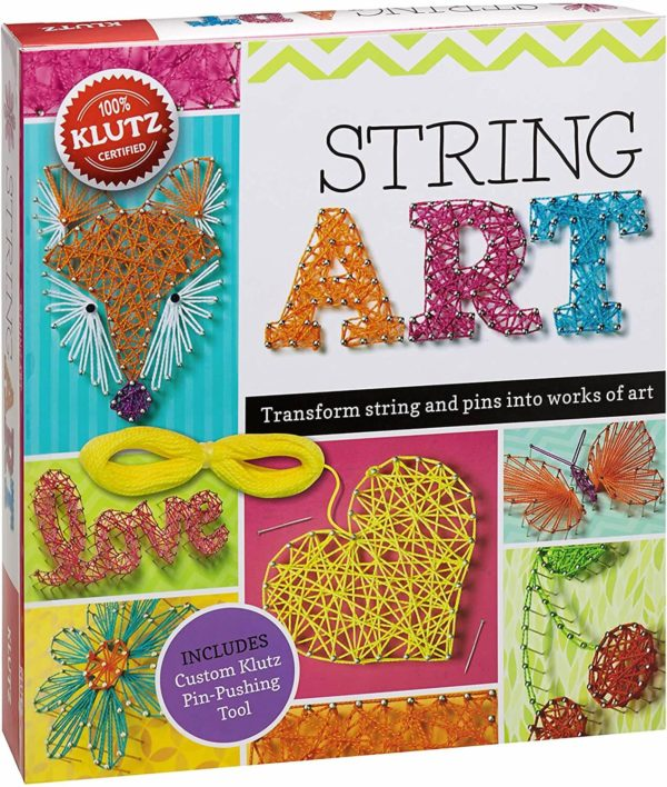 Klutz String Art Kit and Book