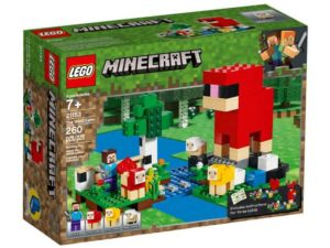 LEGO Minecraft 21153 The Wool Farm