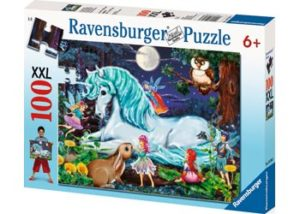 Ravensburger Unicorns World Puzzle 100pc