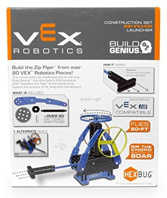 Hexbug Vex Robotics Zip Flyer Launcher
