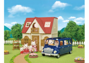 SF 5303 Red Roof Cosy Cottage