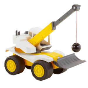 Little Tikes Dirt Diggers Plough and Wrecking Ball