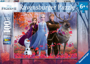 Ravensburger Frozen 2 Magic of the Forest XXL 100pc Puzzle
