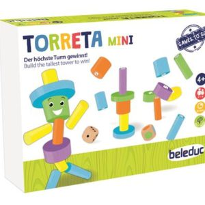 Beleduc Mini Torreta Game