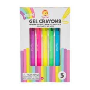 Tiger Tribe Gel Crayons Neon