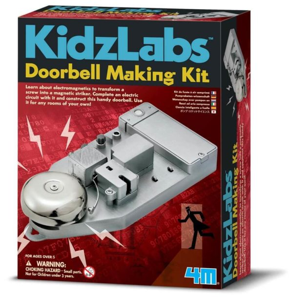 Kidz Labs Doorbell Making Kit