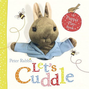 Peter Rabbit Lets Cuddle Puppet Book